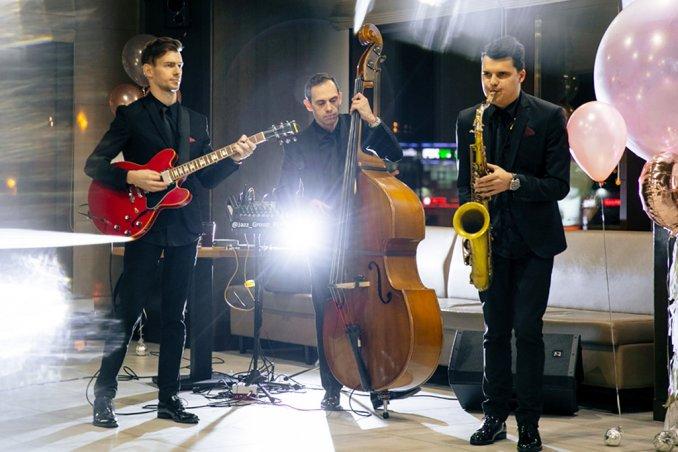 Джаз Кавер Группа Playtime - джазовые музыканты на свадьбу. Выступление джазовой группы на празднике