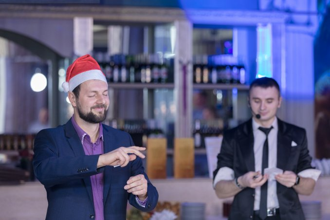 Фокусник, иллюзионист на свадьбу в Туле Анатолий Корякин