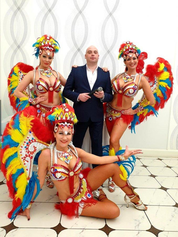 Шоу-балет Дины Галацевич