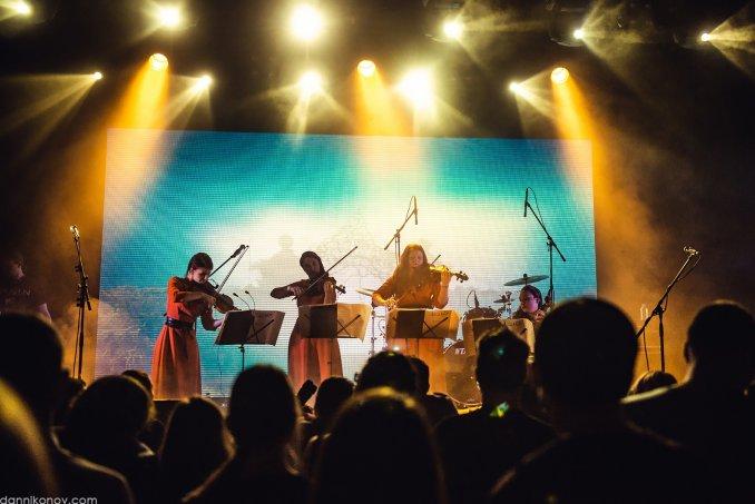 Выступление в клубе Космонавт (2018)
