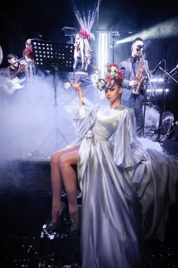 """Клубный перфоманс Гипноз (клубное шоу, атмосферное шоу). Образ """"Феи"""""""