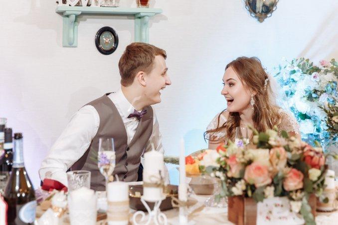 Свадьба Романа и Людмилы - свадебный ведущий Александр Дымов