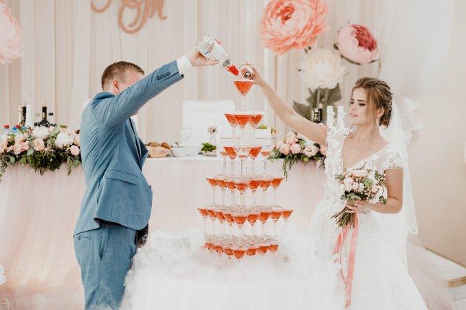 Свадьба Артёма и Татьяны - свадебный ведущий Александр Дымов
