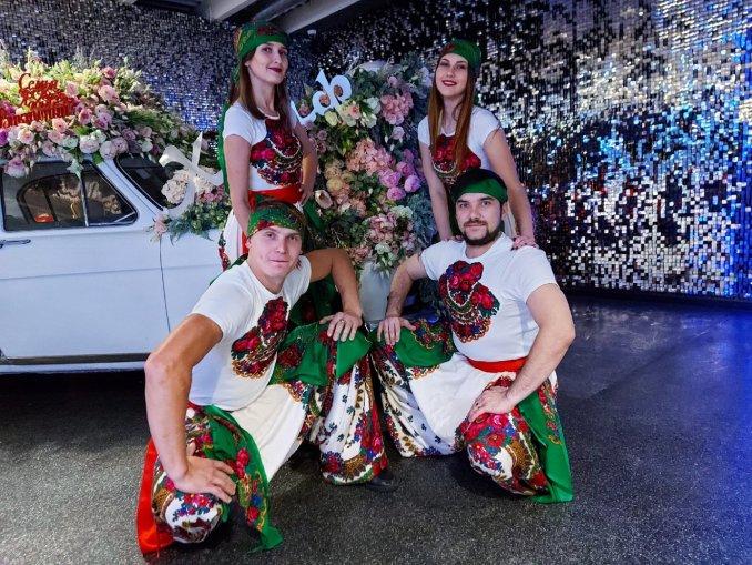 "Танец ""Паранья"""