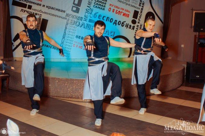 """Мужской танец """"Брутеск"""""""