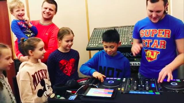 Преподавание DJ в музыкальной школе Екатерины Васильченко