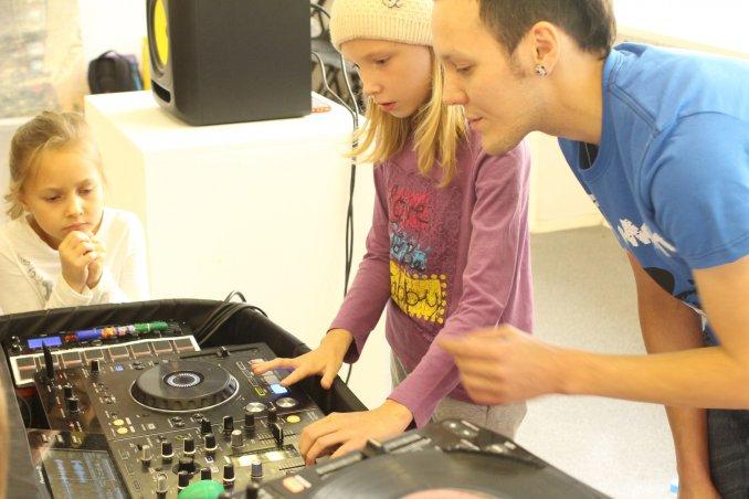DJ-мастеркласс