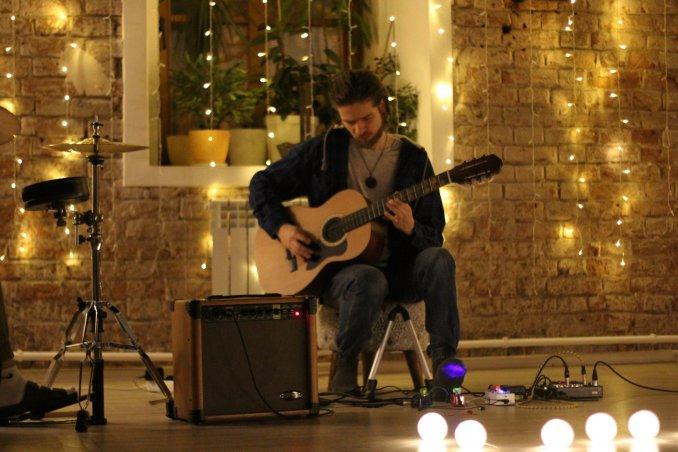 Атмосферная гитара
