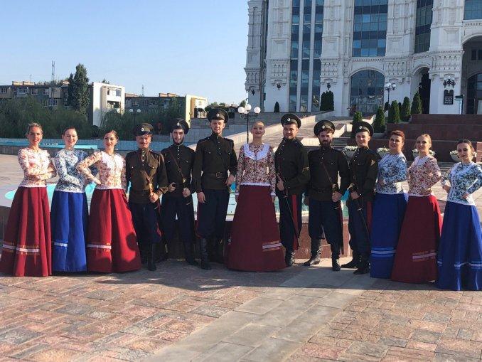 Вокальный ансамбль Атаман