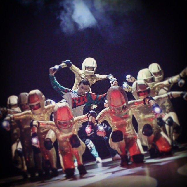 Шоу балет Dancity