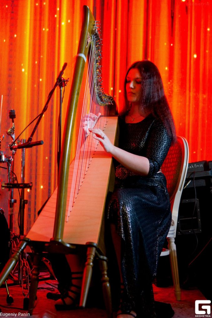Арфа/Harp