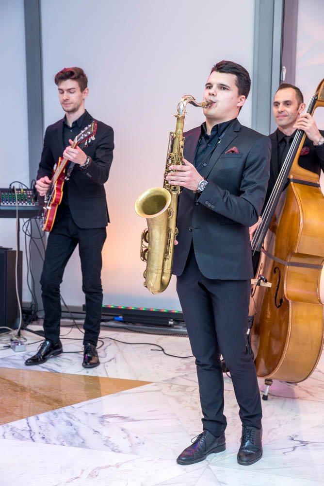 Джазовая группа PLAYTIME джаз бэнд фото