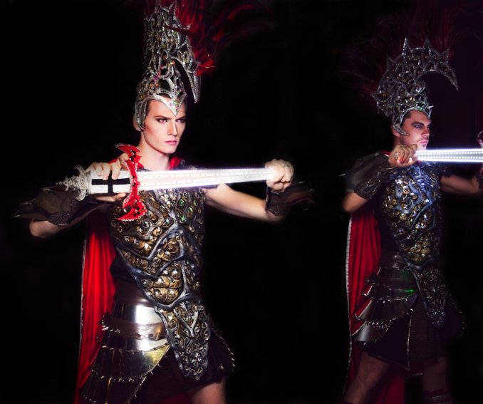 шоу- номер 'Москва' Шоу пародий, перфоманс, травести шоу Шантэй