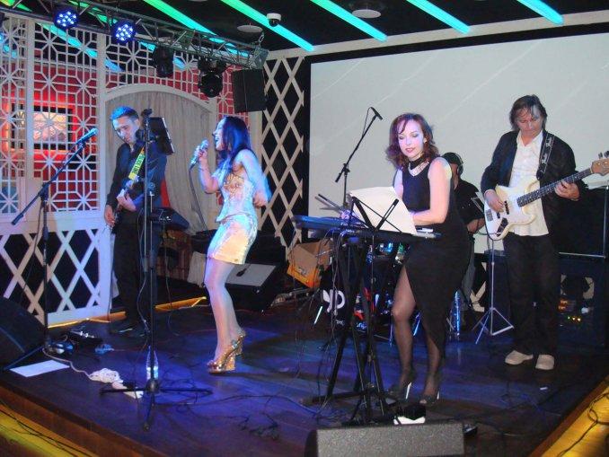 Концерт в ресторане УРЮК project
