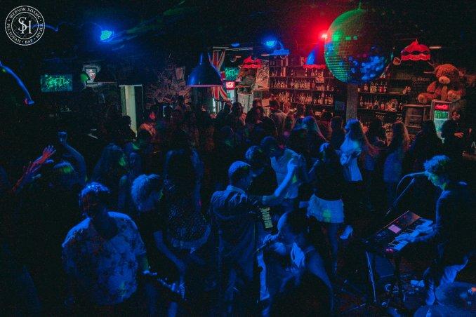 концерт в клубе Шерлок Холмс