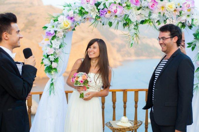 Свадьба. Ведущий Владимир Строжук