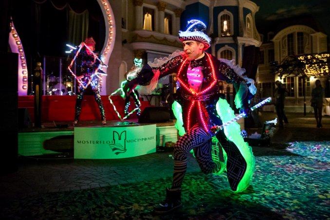 Световое шоу Imaginarium