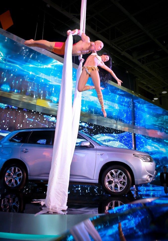 Mitsubishi, Astana