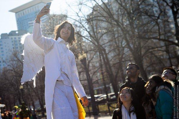 Ходулист-ангел
