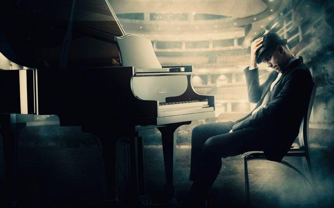 Фотографии пианиста