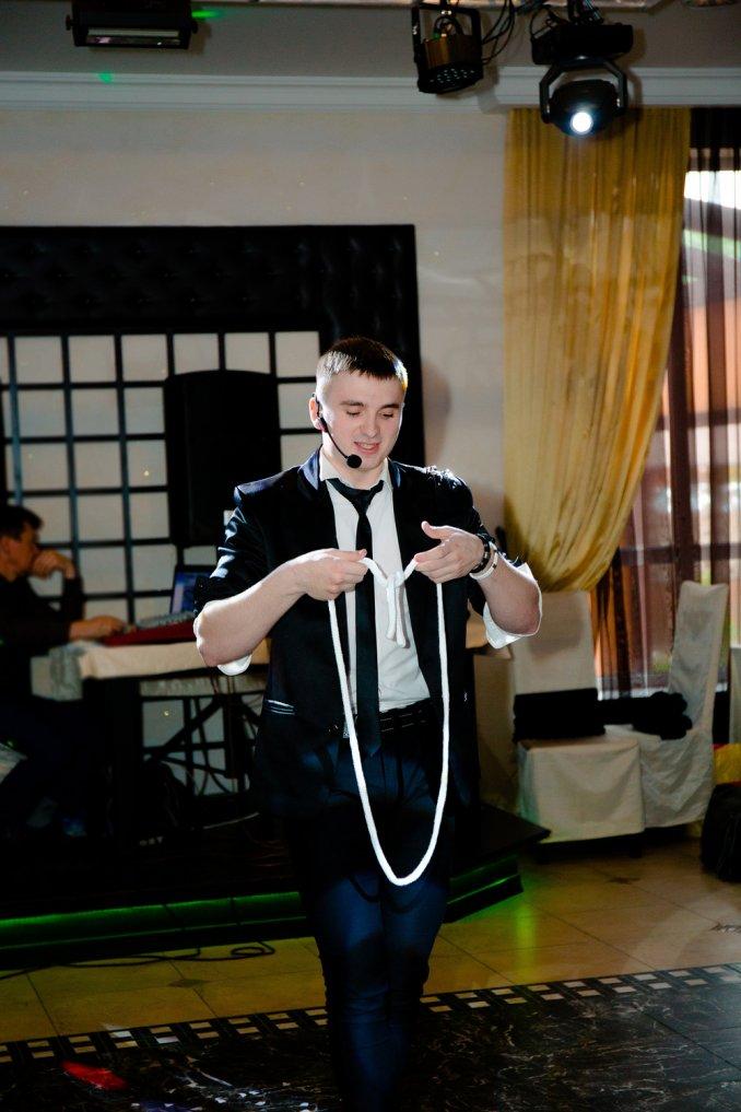 Иллюзионист на свадьбу в Туле