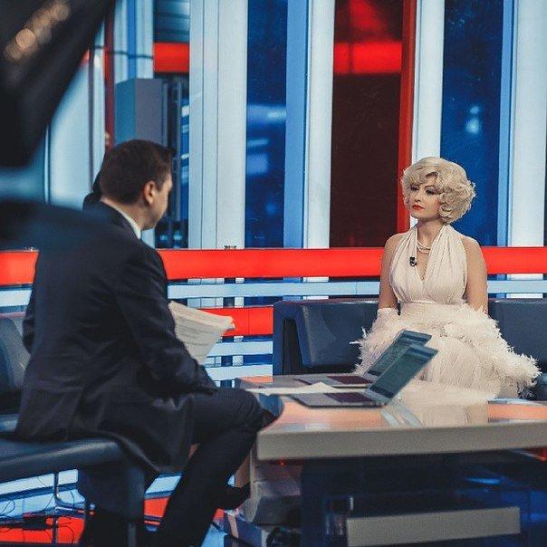 Life News  интервью Русской Монро