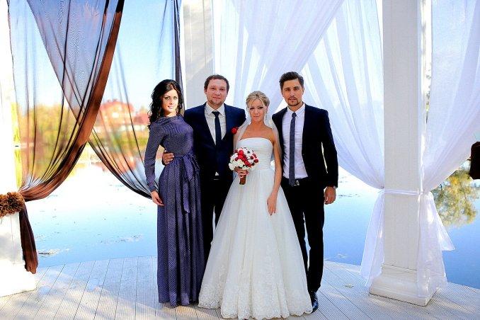 Свадебный розыгрыш Двойник Билана