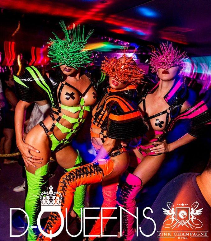 D-Queens