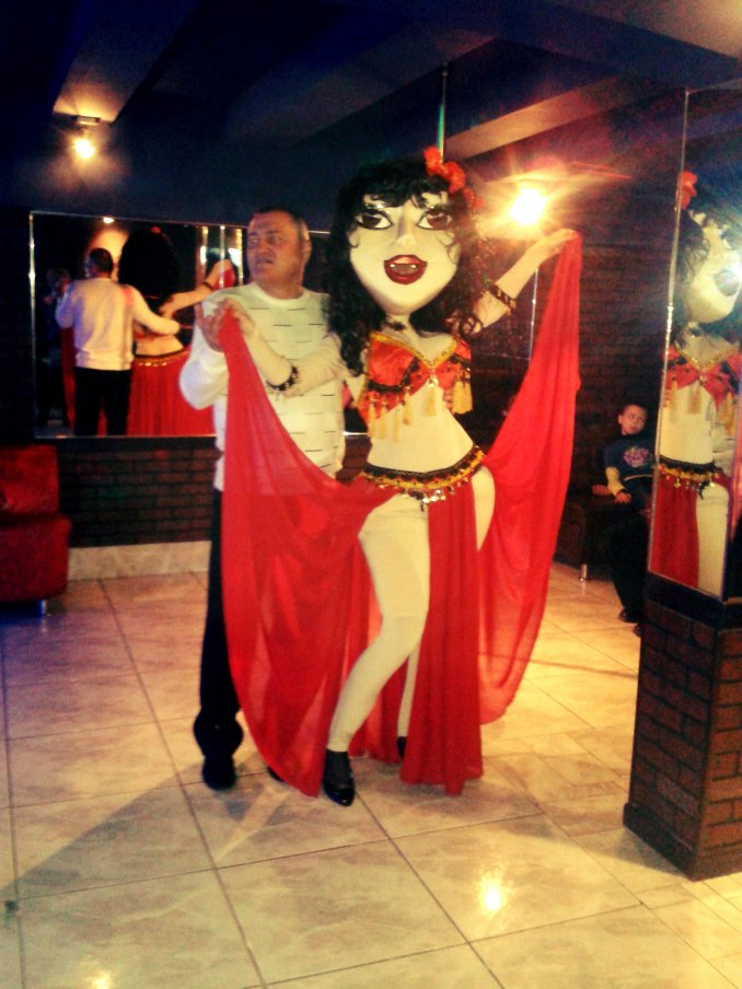 Шоу ростовых кукол в Саратове