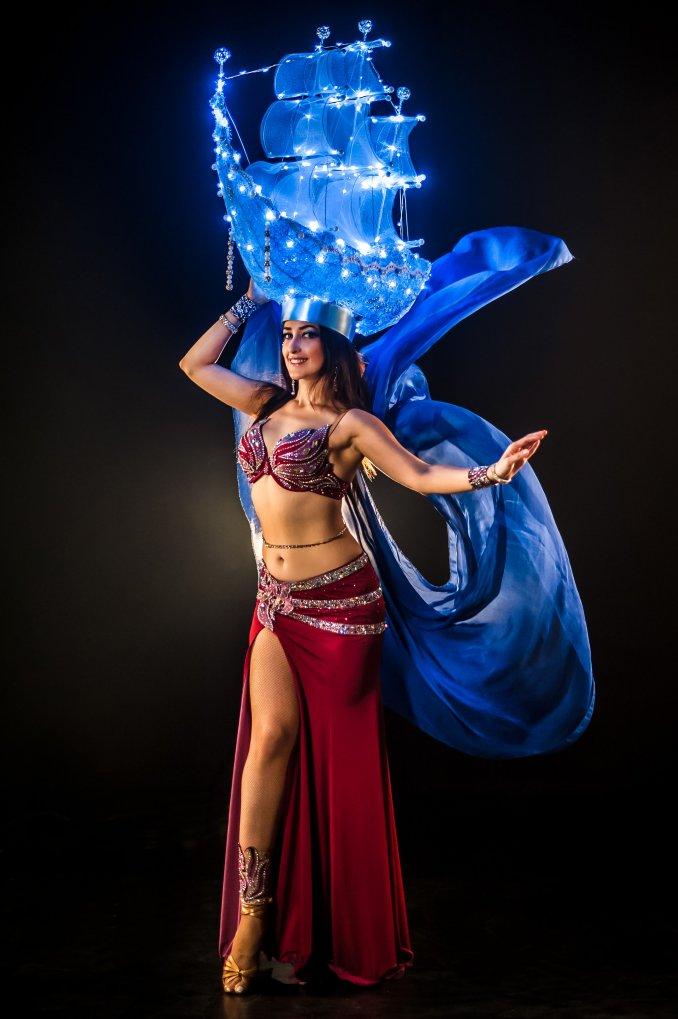 Восточные танцы ALMAZ