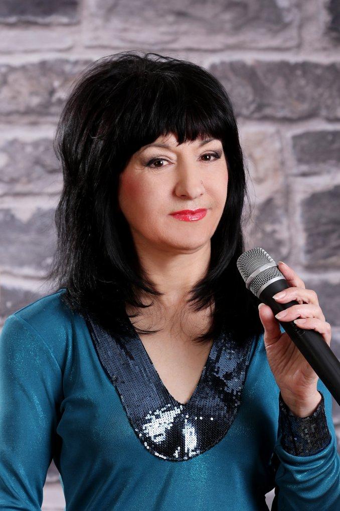 Евгения вокалистка