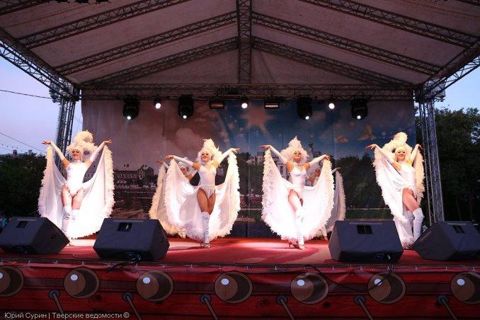 Шоу-балет Фанатазия