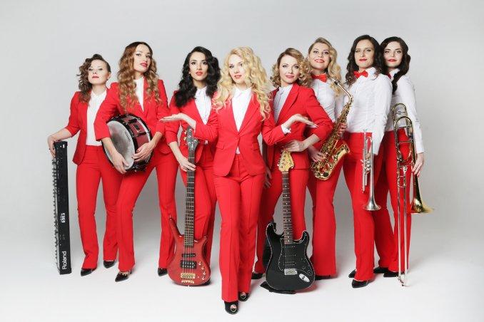 Women's band Шик