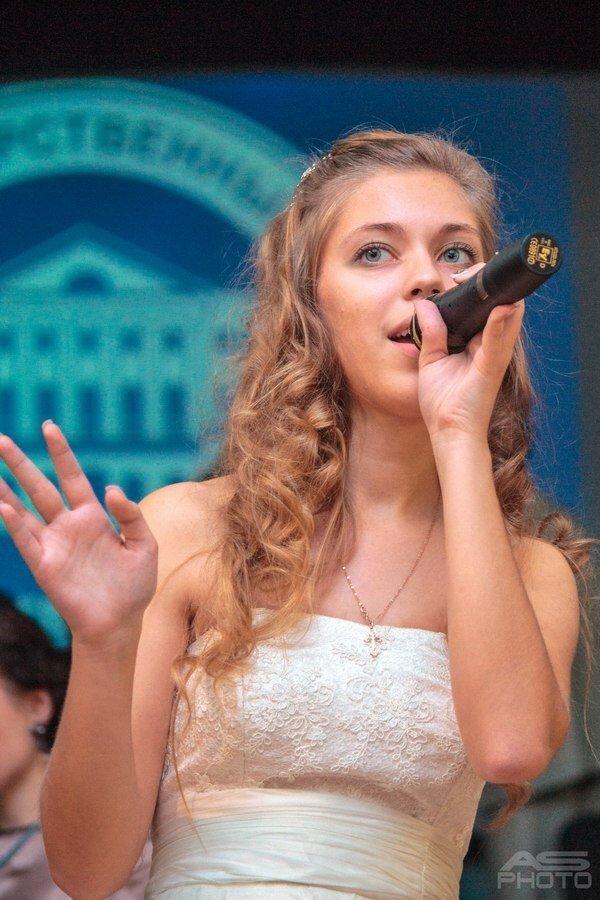 Певица Вита Кочеткова