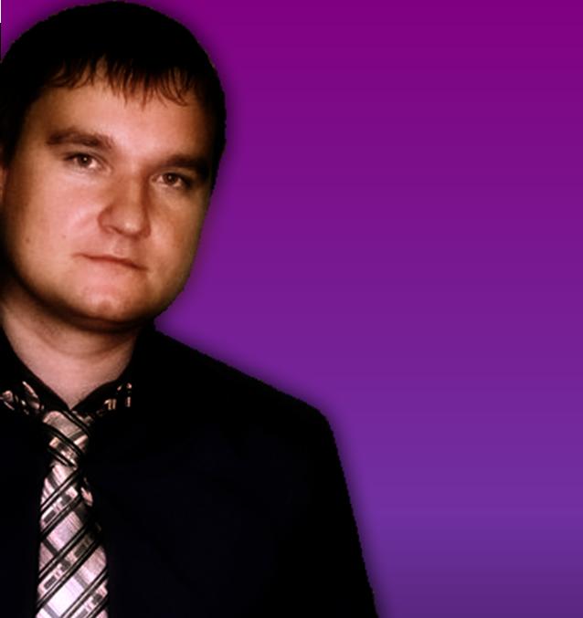 Ведущий Олег Зубков