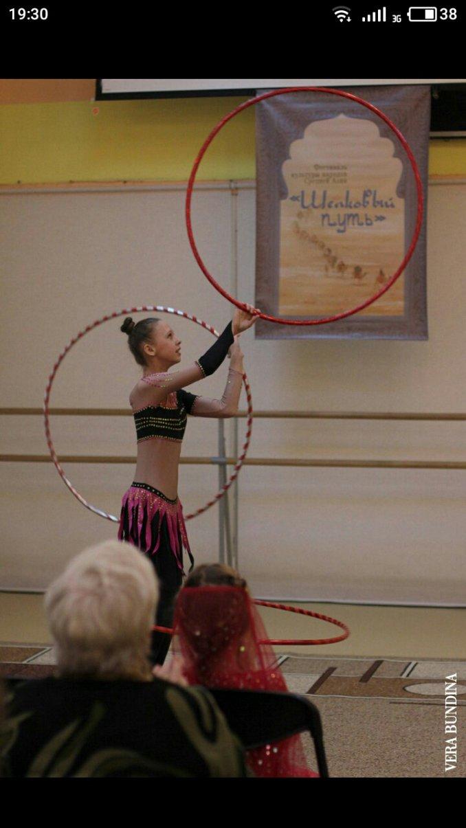 Цирковой артист