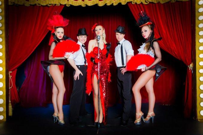 Шоу-мюзикл Саша Пушкина & Rus Vegas