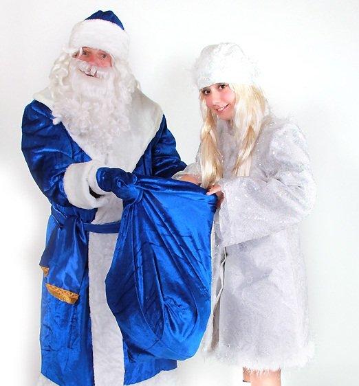 Дед Мороз и Снегурочка на праздник в Москве