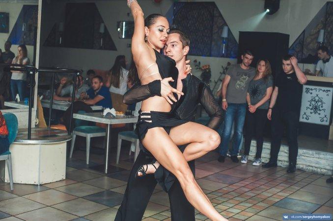 Бальная пара,Бальные танцы - Дуэт  'You and Me'-