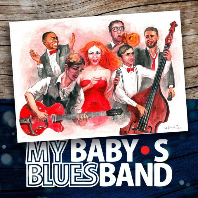 My Baby's Blues Band