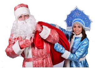 Дед Мороз на заказ