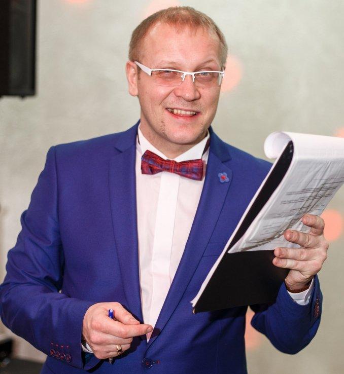 ВЕДУЩИЙ, МС, ШОУ-МЕН   Алексей Гордеев
