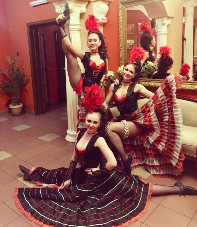 Шоу-балет Мираж