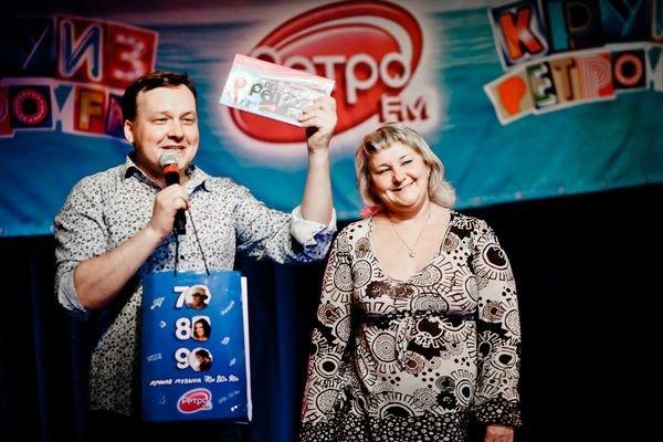 Антон Веселов  ( РЕТРО FM)