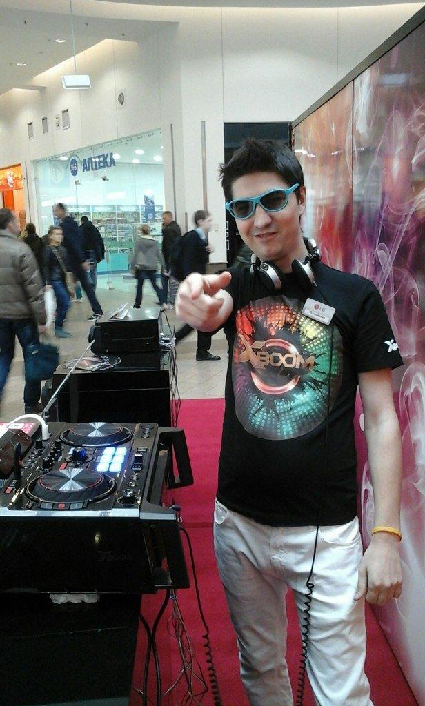 DJ ENERGY FLIGHT