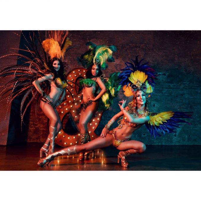 Танцевальное шоу RioStar