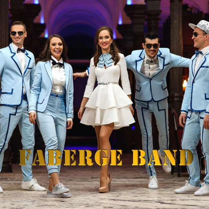 Faberge band/Фаберже