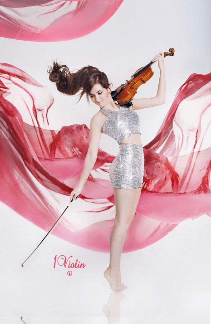 1Violin I Скрипичное шоу