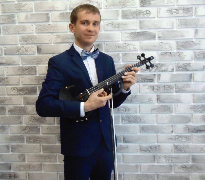 Живая музыка ( скрипка )