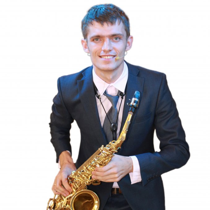 Ведущий-актер+ саксофонист+вокалист